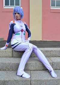 Cosplay-Cover: Rei Ayanami