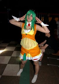 Cosplay-Cover: Gumi Megpoid