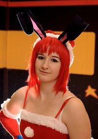 Cosplay-Cover: Akane Mishima (Weihnachtsversion OVA)