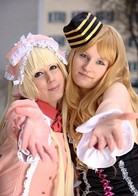 Cosplay-Cover: Sheryl Nome [Tour Plakat]