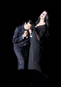 Cosplay-Cover: Gomez Addams