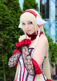 Cosplay-Cover: Chii [Chobits/Moulin Rouge]
