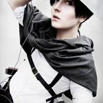 Cosplay: Levi [A choice with no regrets]