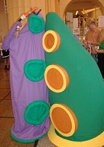 Cosplay-Cover: Grüner Tentakel (Day of the Tentacle)