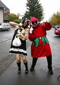Cosplay-Cover: Shy Guy (Jungel)