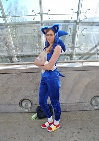Cosplay-Cover: Sonic