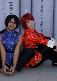 Cosplay-Cover: Ranma Saotome (männlich)