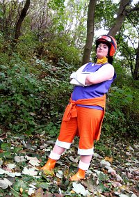 Cosplay-Cover: Lysop (Strong World Adventure Version)