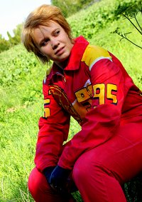 Cosplay-Cover: Lightning Mc Queen [Cars]