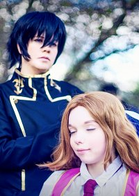 Cosplay-Cover: Lelouch Lamperouge