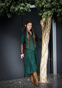 Cosplay-Cover: Tauriel [Desolation of Smaug]