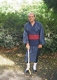 Cosplay-Cover: Fa Zhou - Mulan's Vater