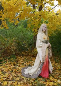 Cosplay-Cover: Prinzessin Nuala