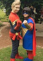 Cosplay-Cover: Captain Marvel [Carol Danvers]