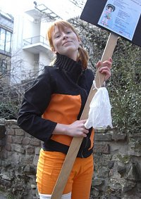 Cosplay-Cover: Naruto time jump