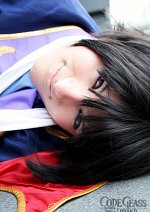 Cosplay-Cover: Lelouch Lamperouge [Zero]