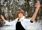 Cosplay-Cover: Light Yagami [Artbook Version]