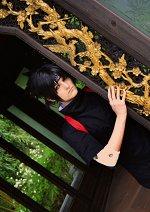 Cosplay-Cover: Sasuke Uchiha [Artbook Version]