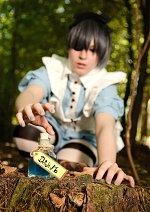Cosplay-Cover: Ciel Phantomhive [Wonderland Version (OVA)]