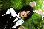 Cosplay-Cover: Sebastian Michaelis [Wonderland Version (OVA)]