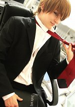 Cosplay-Cover: Light Yagami [Fanart-Version]