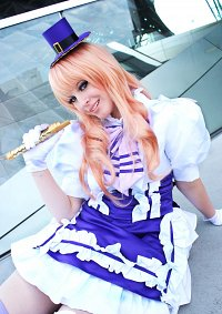 Cosplay-Cover: Sheryl Nome [Twin Star]