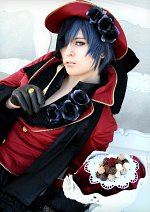 Cosplay-Cover: Ciel Phantomhive [Red Artbook]