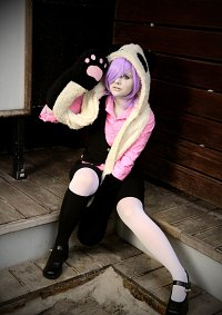 Cosplay-Cover: Inga
