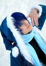 Cosplay-Cover: Kaito Shion [Winter-Version]