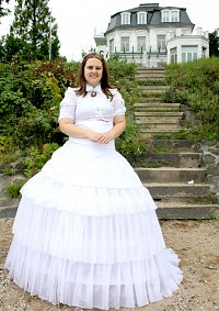 Cosplay-Cover: Scarlett O'Hara [Gone with the wind]