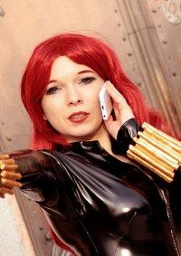 Cosplay-Cover: Black Widow/Natasha Romanov (Bishojo Figure)