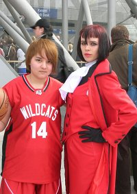 Cosplay-Cover: Troy Bolton