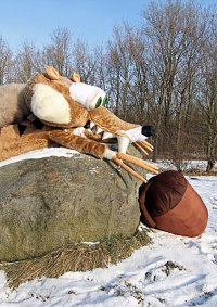 Cosplay-Cover: Scrat (Ice Age)