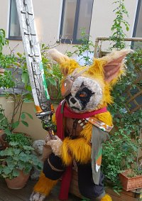 Cosplay-Cover: Biomutant
