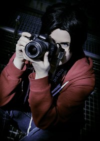 Cosplay-Cover: Tim Drake (casual)