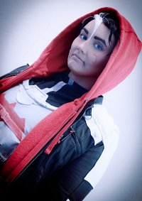 Cosplay-Cover: Red Hood [Arkham Knight]