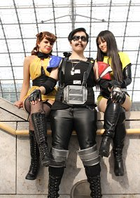 Cosplay-Cover: The Comedian [Crimebusters]