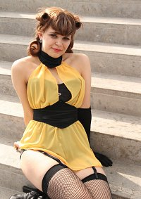 Cosplay-Cover: Silk Spectre [Sally Jupiter]