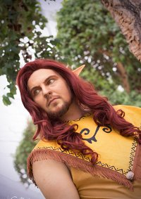Cosplay-Cover: Simba [Young Adult]