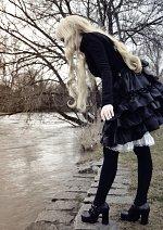 Cosplay-Cover: Black Rose Alice
