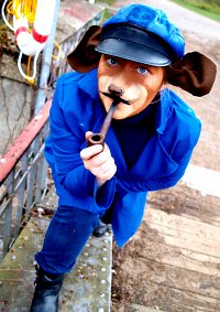 Cosplay-Cover: Basil (undercover)