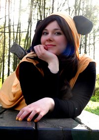 Cosplay-Cover: Die Maus