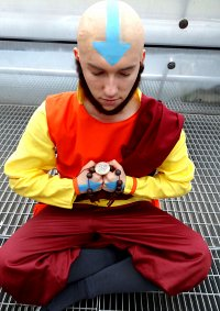 Cosplay-Cover: Avatar Aang (old version)
