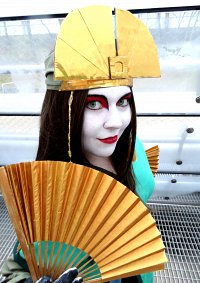 Cosplay-Cover: Avatar Kyoshi