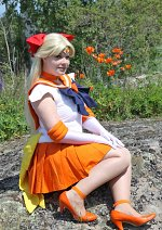Cosplay-Cover: Super Sailor Venus ~ ♥[Sailor Moon SuperS]♥