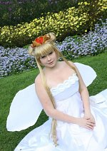 Cosplay-Cover: Neo Queen Serenity