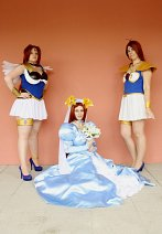 Cosplay-Cover: Engel Lily