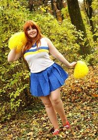 Cosplay-Cover: Mikuru Asahina ~ ♥[Cheerleader]♥