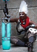 Cosplay-Cover: Ekko
