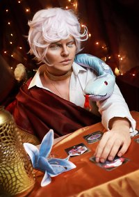 Cosplay-Cover: Asra